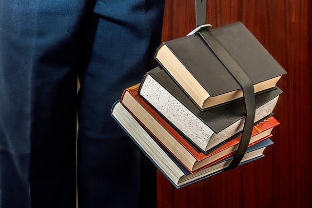 svazek knih