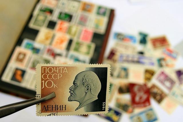 poštovní známka