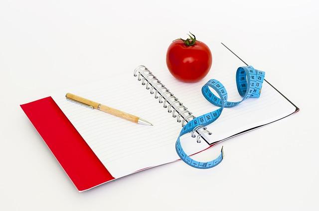 rajče na zápisníku